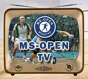 MS-Open TV - Turnier & Squash Videos