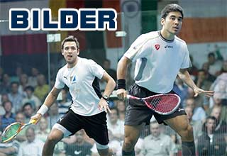 MS-Open - Turnierbilder Squash 2002