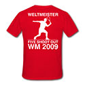 Weltmeister T-Shirt 2009 - Five Shoot Out