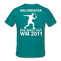 Weltmeister T-Shirt 2011 - Five Shoot Out