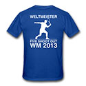 Weltmeister T-Shirt 2013 - Five Shoot Out