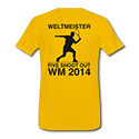 Weltmeister T-Shirt 2014 - Five Shoot Out