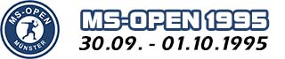 MS-Open 1995 - Squashturnier